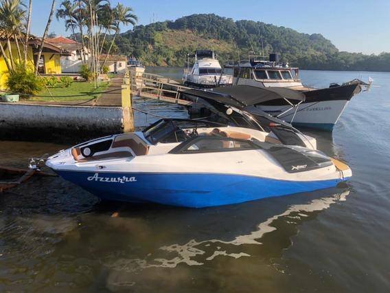 Lancha 25 Pés Nx Boats Completa !