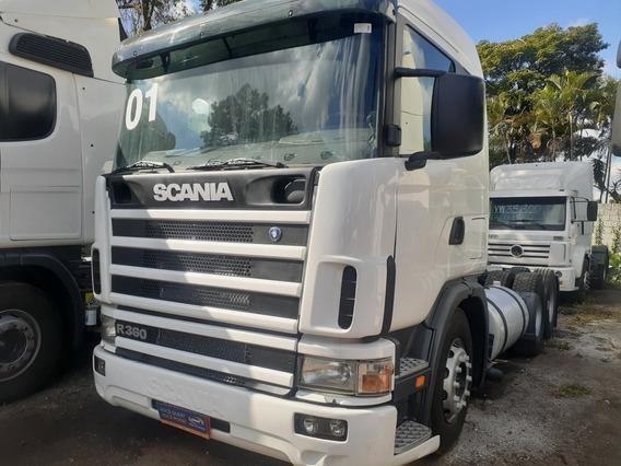 Scania 124 360 6x2 Conservada