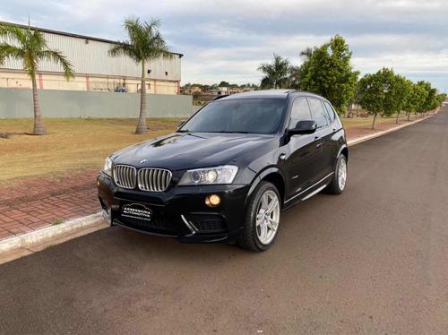 Bmw X3 2012 3.0 Xdrive35i M Sport 5p
