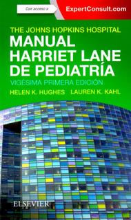 Manual Harriet Lane De Pediatria Ed 2018