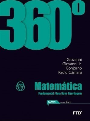 Matematica 360 Graus Box Completo Ftd