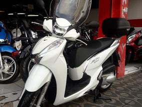 Honda Sh 300 Ano 2016 1800 Km Shadai Motos