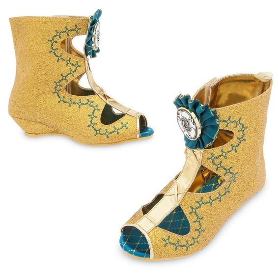 Sapato Princesa Merida Original Loja Da Disney P/entrega