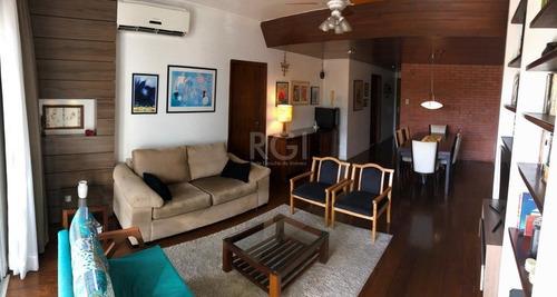 Imagem 1 de 12 de Apartamento - Menino Deus - Ref: 488577 - V-pj5497
