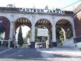 Tumbas, Fosas, Panteon Jardin, San Angel