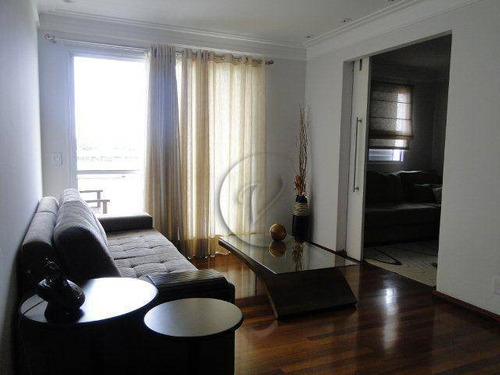 Imagem 1 de 30 de Apartamento À Venda, 93 M² Por R$ 545.000,00 - Vila Assunção - Santo André/sp - Ap9978