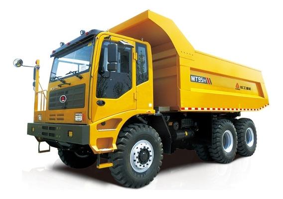 Camión De Minería Mt95h Lgmg-volvo 60 Tn