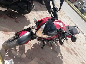 Moto Pulsar 200 Ns Version Pro 2016 Rojo Eclipse