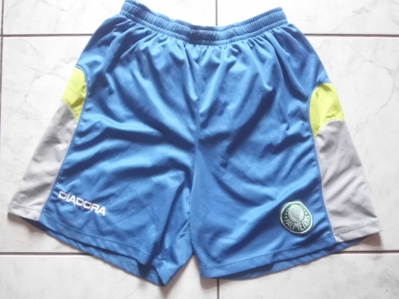 Bermuda / Shorts - Palmeiras - Diadora - Oficial