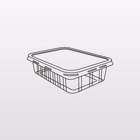 10un Potinho Comida Fit 250ml Marmitinha Freezer Microondas