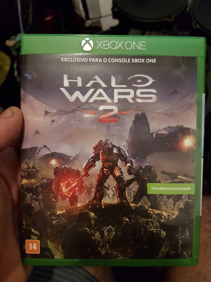Halo Wars 2 Pra Xbox One Portugues