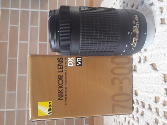 Lente Nikon