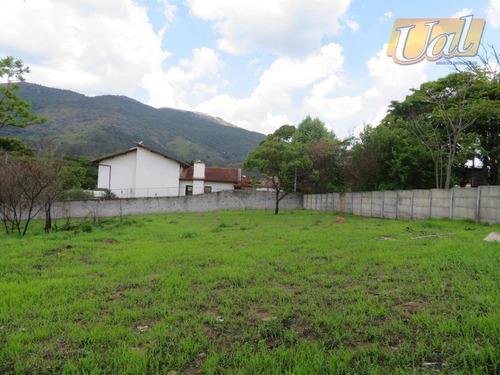 Terreno À Venda, 420 M²  - Retiro Das Fontes - Atibaia/sp - Te1376