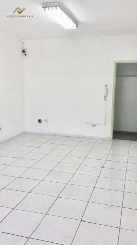 Sala Para Alugar, 28 M² Por R$ 900,00/mês - Centro - Santo André/sp - Sa0034