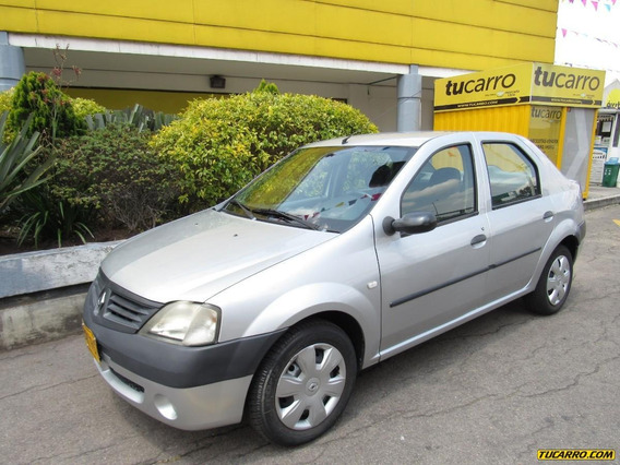 Renault Logan Expression 1.4 Mecánico Aa Sedán