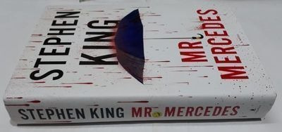 Livro Mr. Mercedes Stephen King