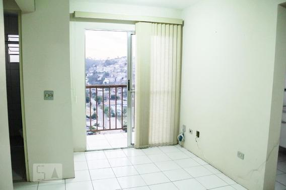 Apartamento No 4º Andar Com 2 Dormitórios E 1 Garagem - Id: 892951876 - 251876