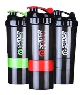 Shaker Botella Termo Mezclador De Proteinas Gimnasio 500ml