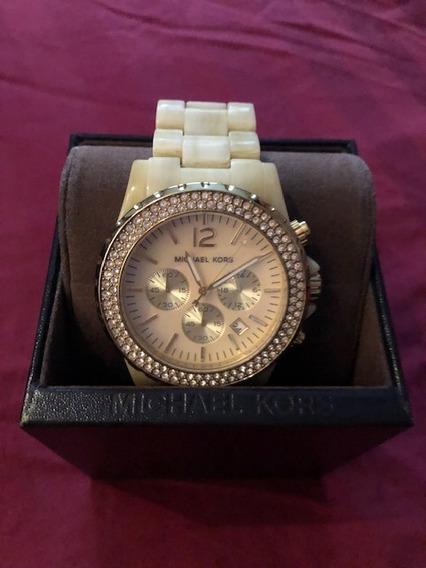 Reloj Dama Michael Kors Ceramica Original!!