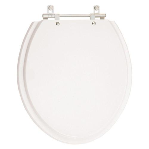 Tampa De Vaso Twister Branco Para Louça Hervy