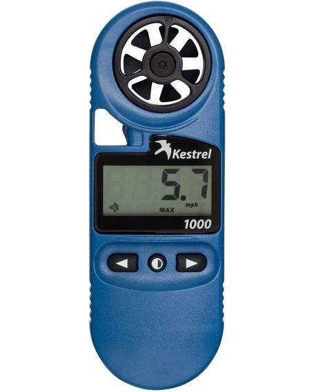 Energias Alternativas Handheld Pocket Windmeter Wind Speed