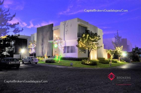 Casa De Lujo Con Alberca En Venta Puerta Las Lomas Zona Anda