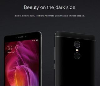 Xiaomi Nota 4 X Snapdragon Y Mediatek 32gb / 64gb Desbloquea