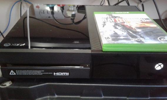 Xbox One Fat + 1 Jogo + 1 Controle + Frete Grátis