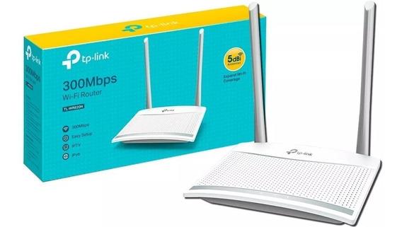 Router Wifi Tp-link Wr820n 300 Mbps Simil 840n Envio Gratis