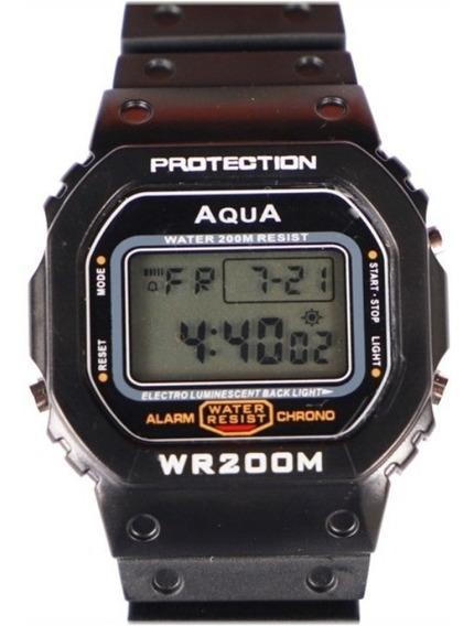 Relógio Masculino Aqua Com Frete Grátis P R O M O Ç Ã O