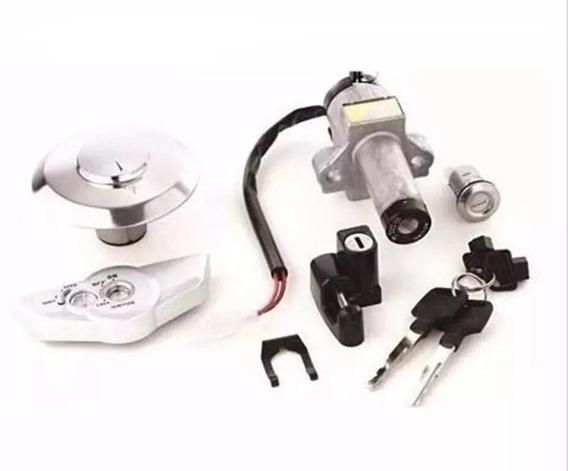 Titan 150 Cg Até 08 Kit Mesma Chave Ignição Tampa Trava