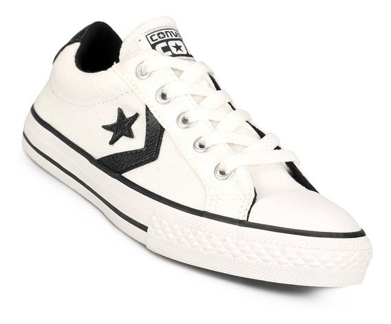 Zapatillas Converse Star Player Ox Lona 119915b Talle45-eur
