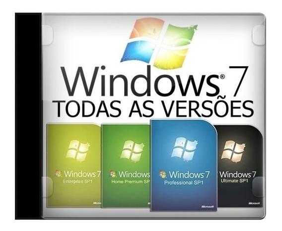 Kit Formatação Windows 7 64/32 + Microsoft Office