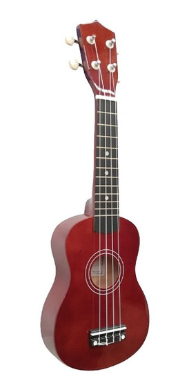 Ukelele Soprano Estudio Superior Colores + Funda Color