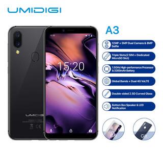 Celular A3 Android 9 Dual Camera 2gb/16gb 4g Quad Core