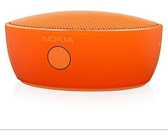Nokia Md-12 Bluetooth E Nfc (caixa De Som Sem Fio Portátil)
