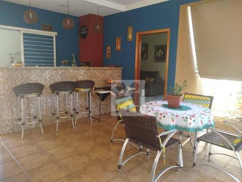 Imagem 1 de 16 de Casa Com 3 Dormitórios À Venda, 152 M² Por R$ 459.000,00 - Residencial Greenville - Ribeirão Preto/sp - Ca1087