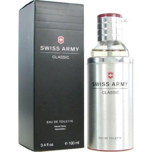 Swiss Army Classic Victorinox Edt Decant Amostra 5ml Origina