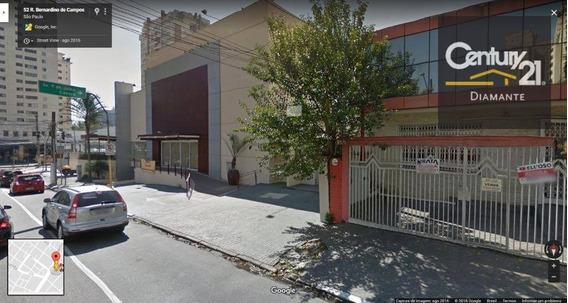 Galpão Comercial Para Locação, Brooklin, São Paulo. - Ga0053