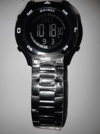 Relógio Mormaii Mo11273b Original Novo
