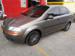 Chevrolet Aveo Family 1.5cc Mt S/a 4p