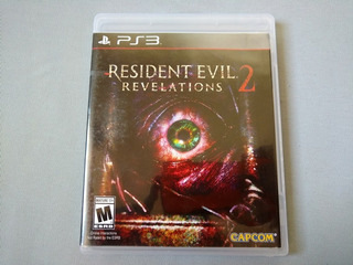 Resident Evil Revelations 2 Original Para Ps3