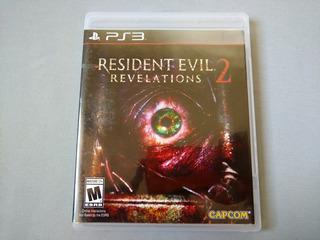Resident Evil Revelations 2 Original Para Ps3