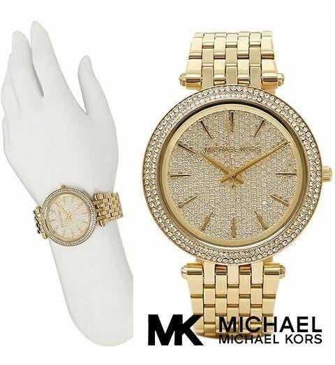 Relógio Michael Kors Feminino Mk3398