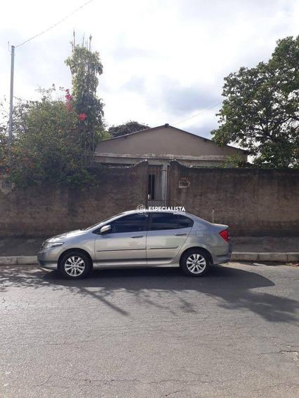 Casa Com 1 Dormitório À Venda, 82 M² Por R$ 215.000,00 - Asteca (são Benedito) - Santa Luzia/mg - Ca0123
