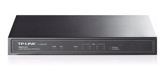 Roteador TP-Link TL-R600VPN Preto 100V/240V