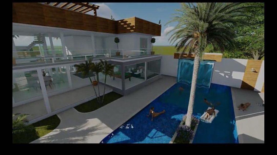 Vendo Oportunidade Casa Contemporânea Moderna Com 6 Suítes