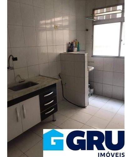 Bom Apartamento Localizado No Parque Renato Maia