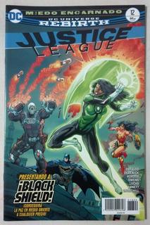 Justice League #12 Dc Universe Rebirth