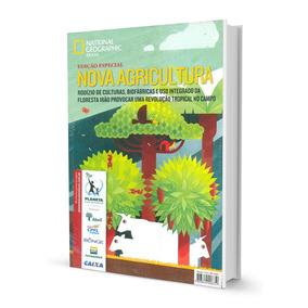 Revista National Geographic Brasil Nova Agricultura